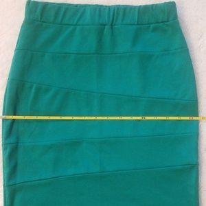 Brat Star Skirts - Brat Star Pencil Skirt